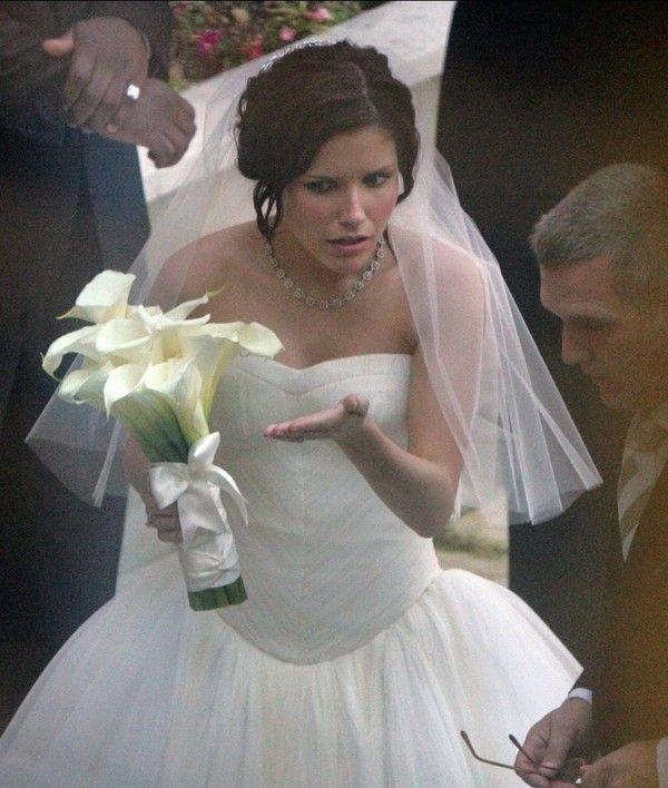 Chad Michael Murray And Sophia Bush Wedding: Mariage Bush Murray